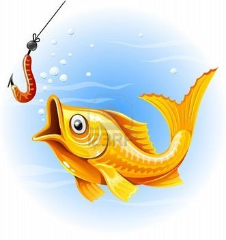 LOGO4274044-fischerei-der-goldfisch-jagd-wurm--vektor-illustration