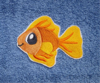 LOGO goldfisch