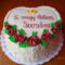 Sziv alakú torta
