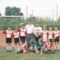 az országos Szabadföld Kupa Győztes csapata