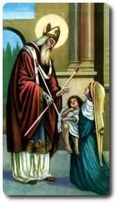 images szent balázs püspök és vértanú