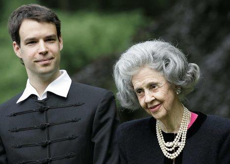 Szabolcs és Fabiola belga királyné
