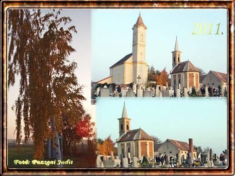 Templom- kápolna-temető-iskola 1