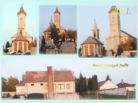 Templom- kápolna-temető-iskola 2