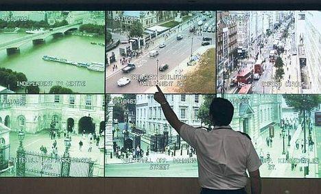 térfigyelő és online adatbázis