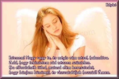 - ima könyörgés Istenhez