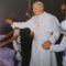 Boldog II.János Pál pápa Teréz Anyával