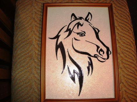Vektor kép(lovacska)