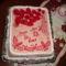 Túrós-gyümölcsös torta