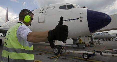 Malév gépek indítását megvétózta az EU és az IMF