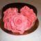 Nagy rózsás torta