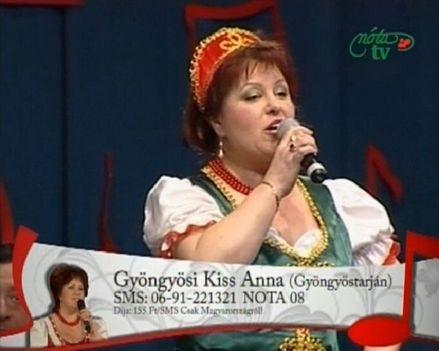 Anika - Nótasztár ...