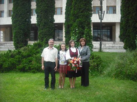 A Laczkó család