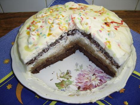 almás gesztenye torta1