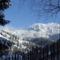 Gyönyörü kilátás a hegyeinkre a Revendika tetejéről