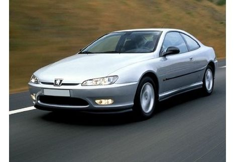 Peugeot 406 Coupe 4