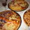 pizza kész