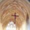 tipikus gótikus templom katolikus belül