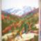 Alpesi táj 2012