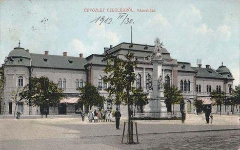 Cegléd régi képeslapokon    103