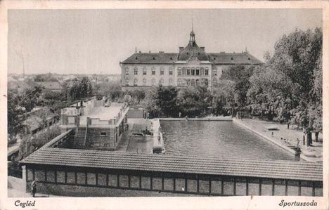 Cegléd régi képeslapokon    107