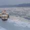 Duna zajlás Pakson