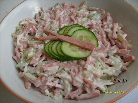 Párizsi saláta 1