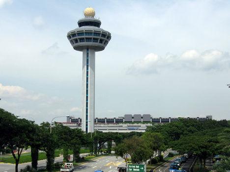 Szingapúri irányítótorony