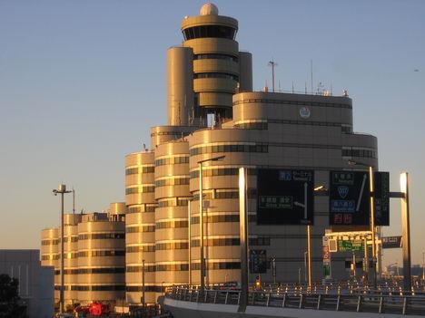 Tokiói irányítótorony