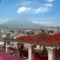 Kilátás a Mirador de Yanahuara-ból, Arequipa