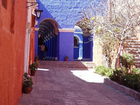 Santa-Catalina kolostor, Arequipa
