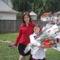Orsi lányom is büszkén viseli a székelyruhát