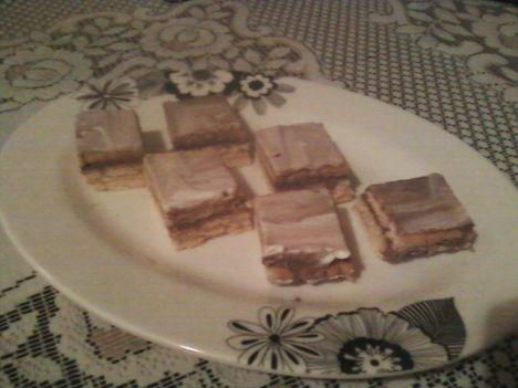 Csokis kekszes