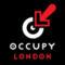 Neves dizájner tervezte az Occupy London logóját