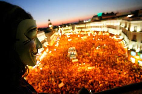 Occupy Mozgalom Világszerte 900 városban 17