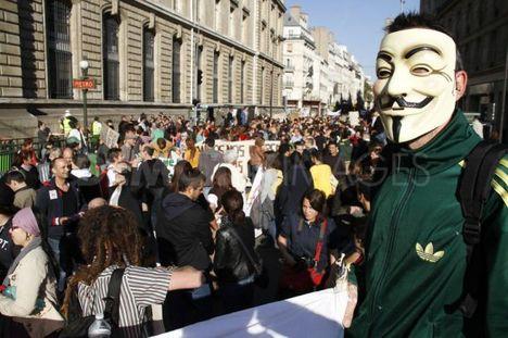 Occupy Világmozgalom a kapitalizmus felszámolására 2