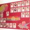 A gyerekek készítette tabló