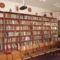 Az iskola könyvtára