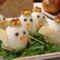 Húsvéti csirke – töltött tojás recept