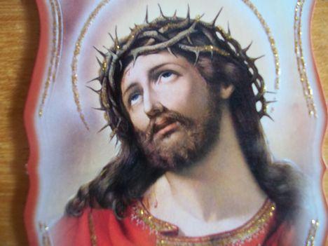 Jézus a töviskoszorúval