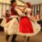 Szanyi táncosok