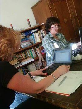 Üzleti informatika tréning mentorálása volt Matáv dolgozóknak 3
