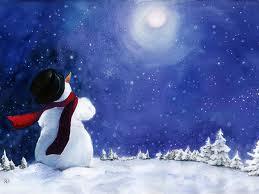 Álmodozó hóember