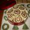 Kétszínű keksz(spirálps)
