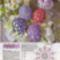 lila tojások és minta
