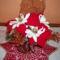 Mikulásvirág dekoráció