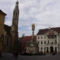 Sopron-főtér:Szentháromság szoborral
