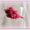 hajráf pink rózsás