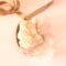 Krémrózsák nyaklánc