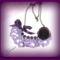 lila csipke nyaklánc1